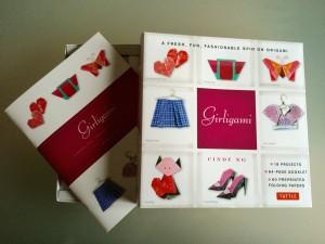 confezione del kit Girligami