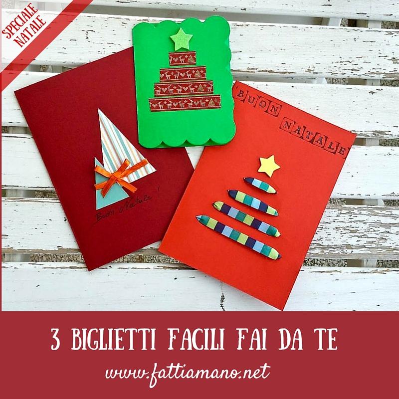 Tre biglietti natalizi fai da te con l 39 albero bijoux e - Pacchetti natalizi fai da te ...