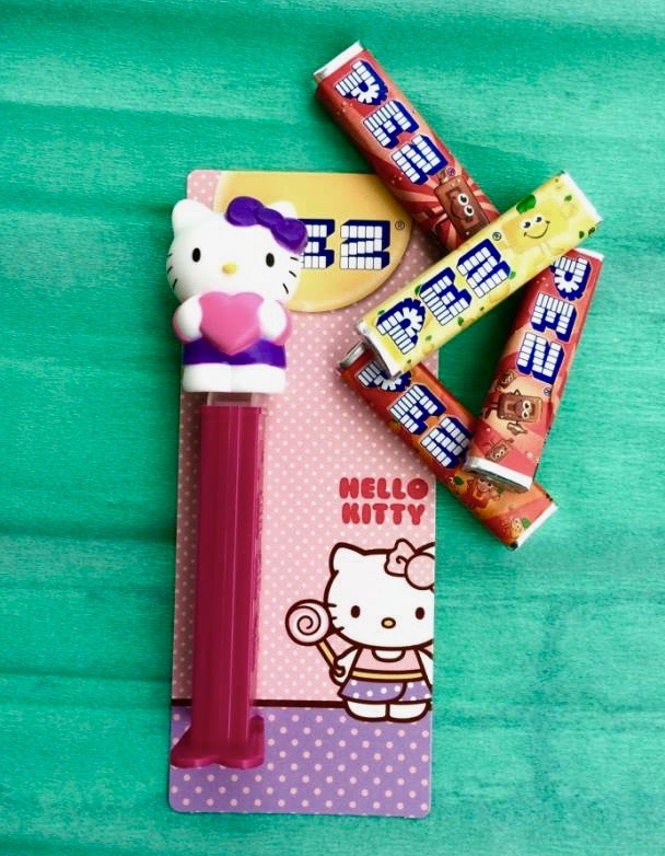 cosekawaii: hello kitty, le caramelle
