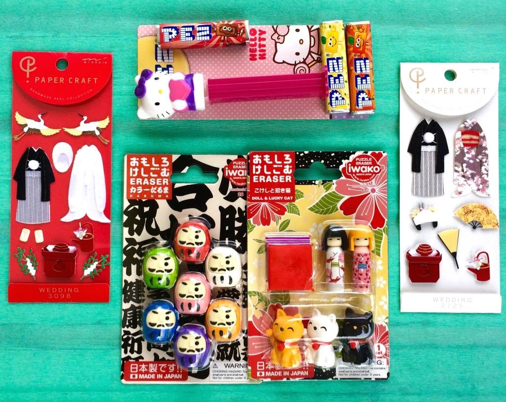 regali giapponesi bijoux e dintorni