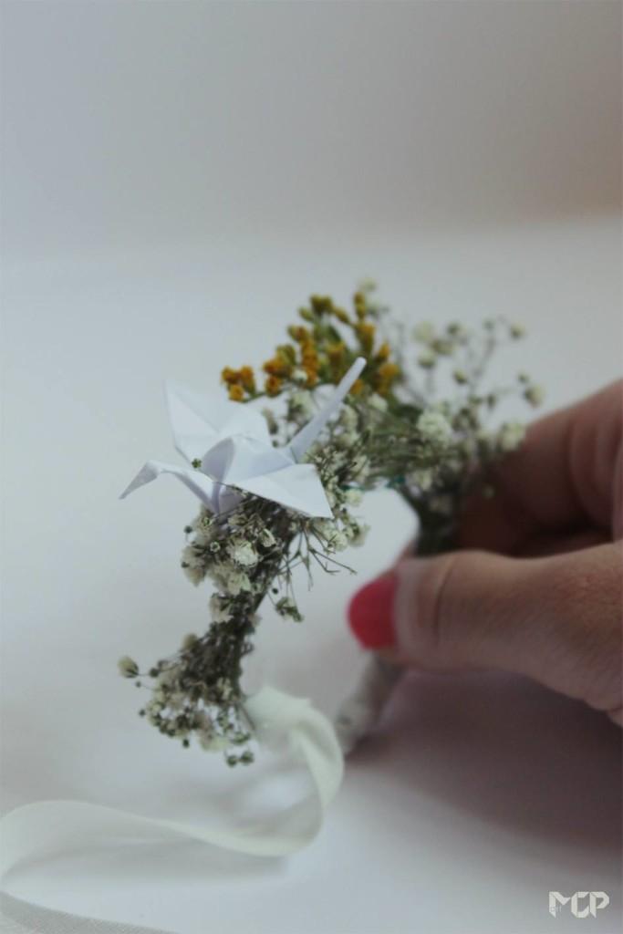 mariachiara padalino: bracciale per damigelle matrimonio-