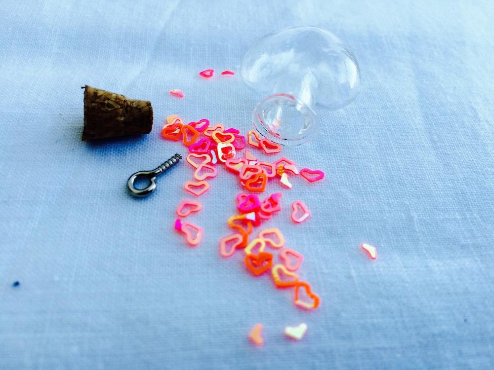 minimondo di san Valentino di bijoux e dintorni