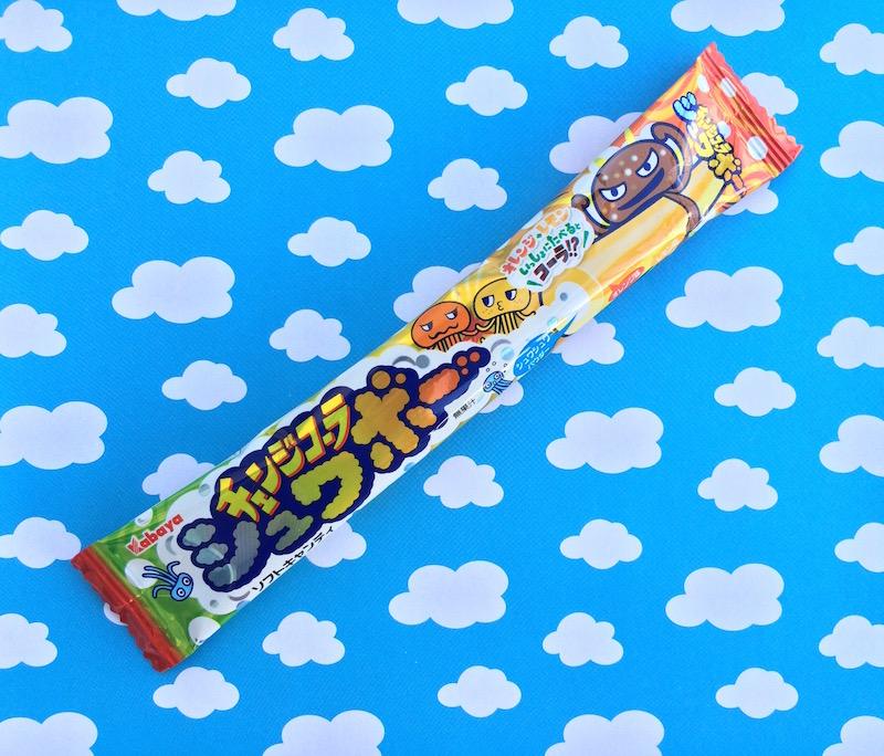 una delle caramelle di japan fun box su faticano.net