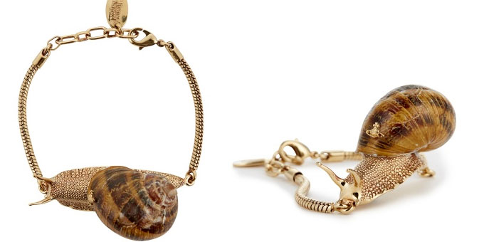 snail collection Vivienne Westwood