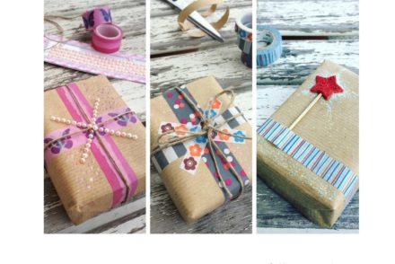 pacchetti fai da te per il compleanno
